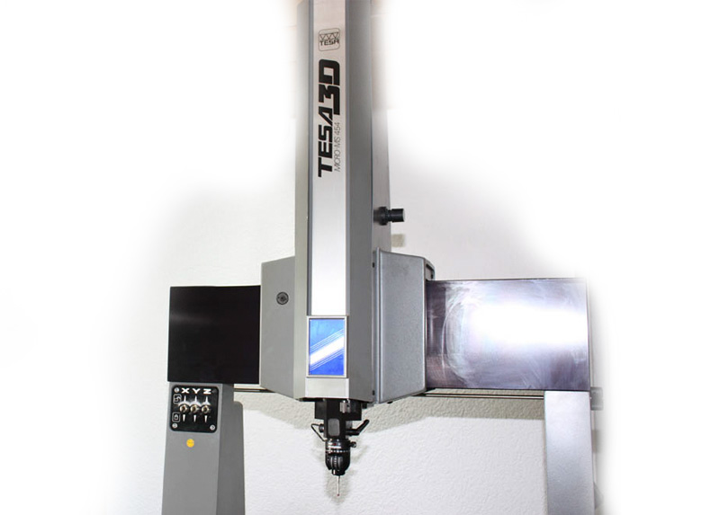 Messmaschine Tesa